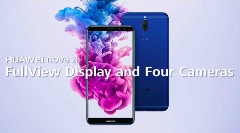Huawei nova 2i specifications