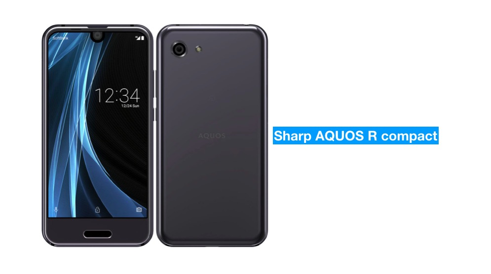 sharp aquas r compact