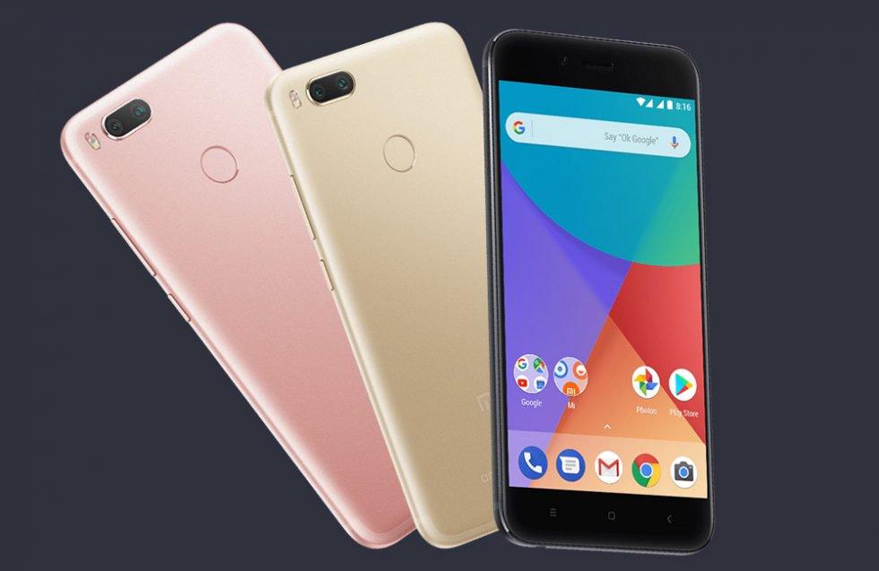 xiaomi mi a1 best smartphones between rs 10000 and rs 15000