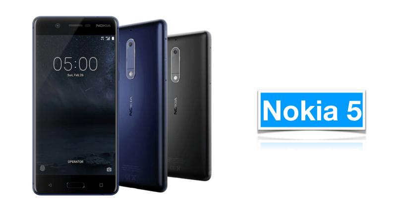 3 GB RAM variant Nokia 5