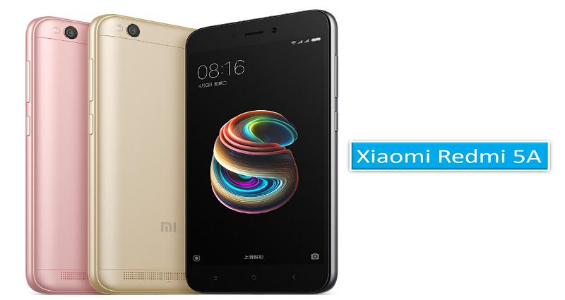 Xiaomi Redmi 5A launched in India