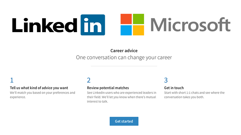 career advice on linkedin