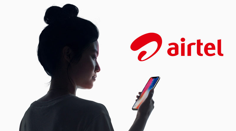iphone x via airtel