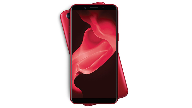 oppo f5 6 gb ram red variant