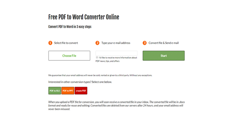pros and cons of online pdf to word converter