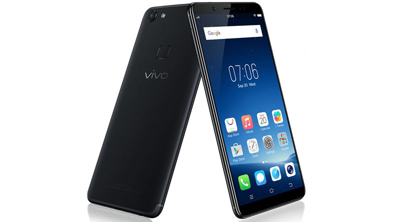 Vivo V7 launched in India