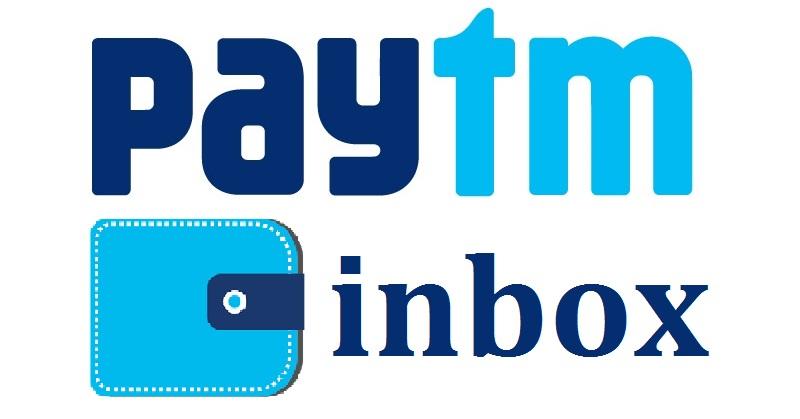 Image result for Paytm Inbox