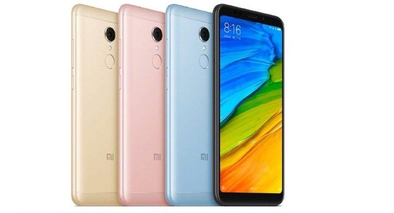 Xiaomi Redmi 5 launched in India