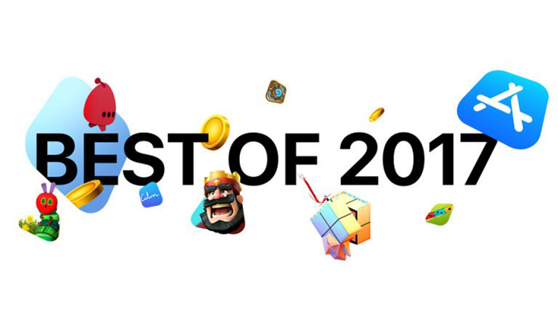 best apple apps and games of 2017