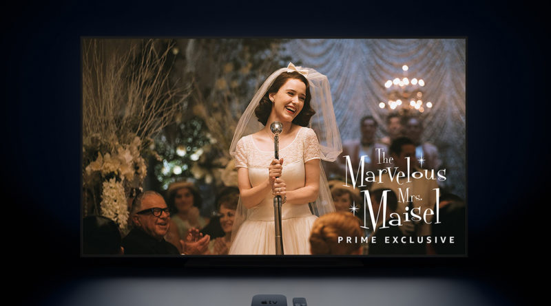 amazon prime video on Apple