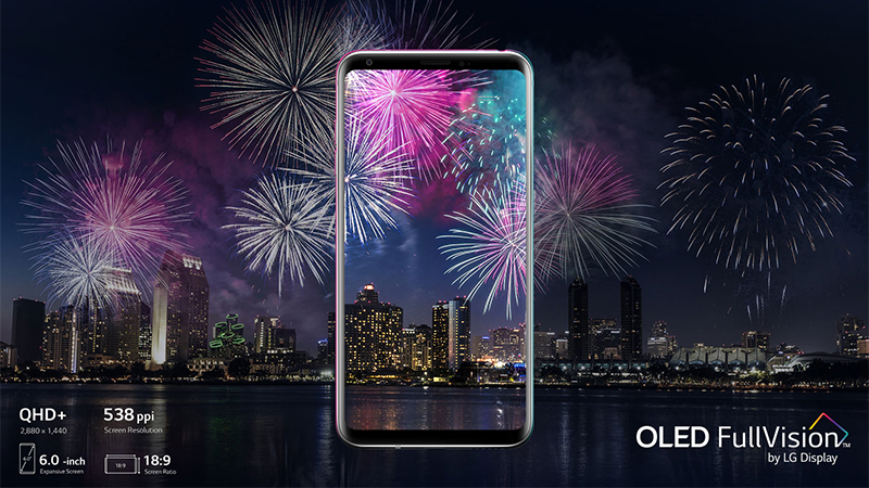 lg v30+ launched