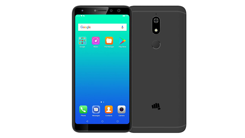 Micromax Infinity Pro With 57 189 Display Dual Front