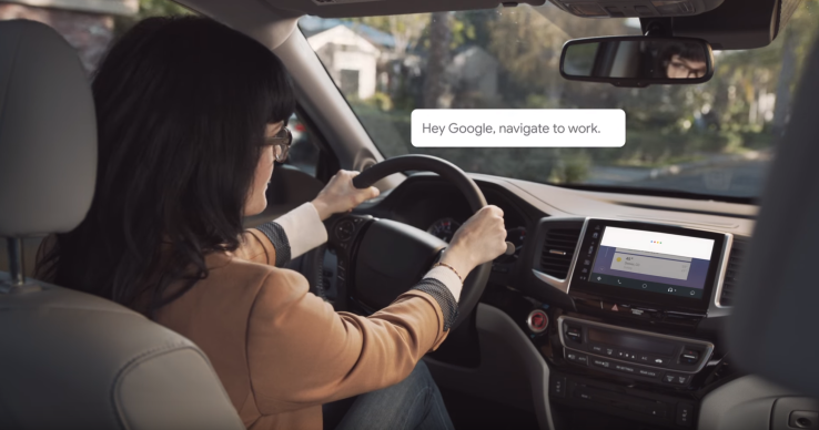 Google Assistant coming to Android Auto