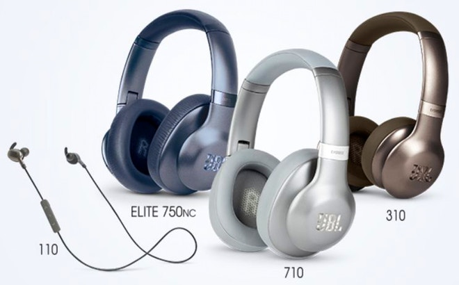 JBL Everest GA headphones