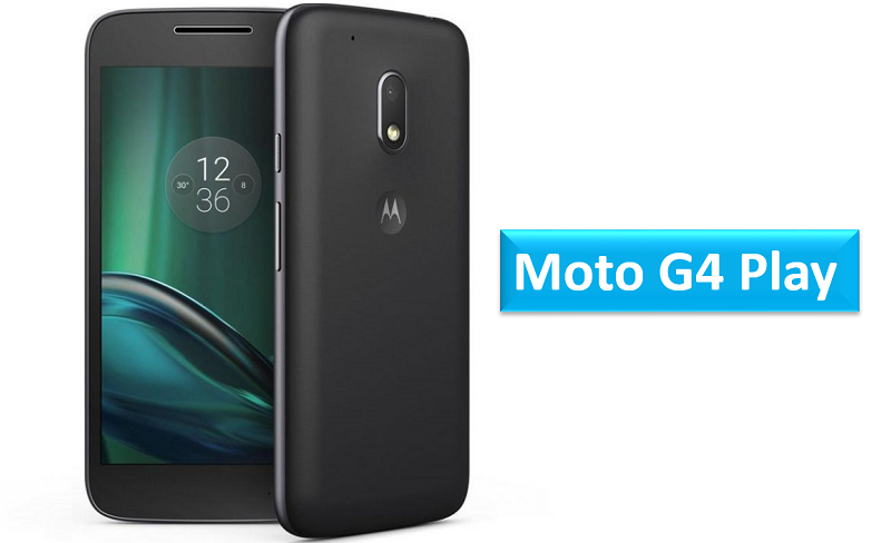 Moto G4 Play Android Nougat