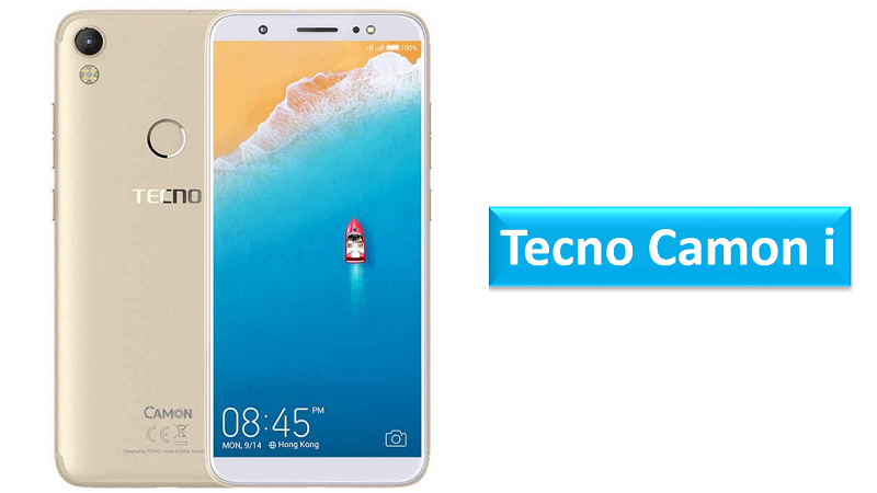 0cff50e72 Tecno Camon i with 5.65-inch FullView display