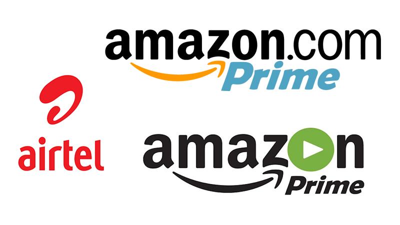 amazon prime membership using airtel
