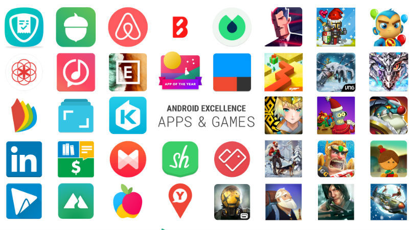 Google Play Best Android apps and Games for Q1 2018