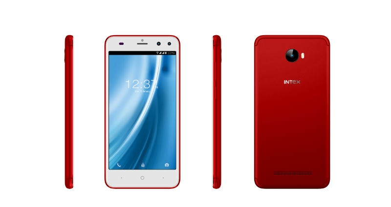 Intex Elyt Dual Red Edition