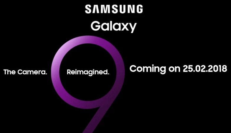 Samsung-Galaxy S9 and S9 Plus