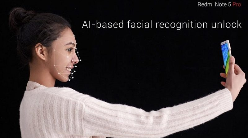 Xiaomi Redmi Note 5 Pro Face Unlock