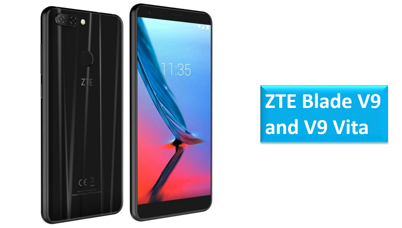 ZTE Blade V9 and ZTE Blade 9 Vita announced today with ...