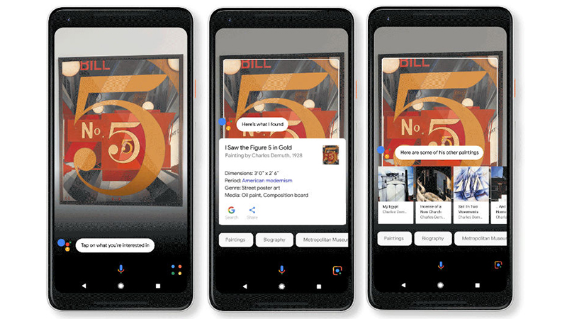 google lens ios android