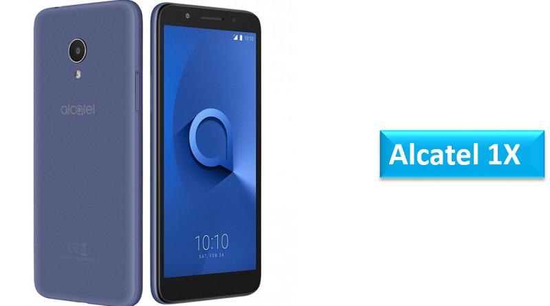 Alcatel 1X Android Oreo (Go edition)