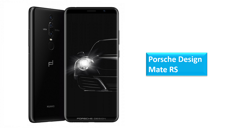 Huawei Porsche Design Mate RS