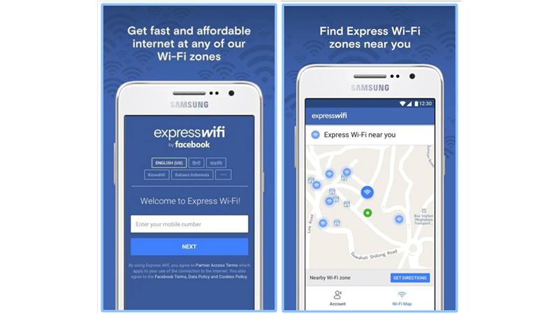 facebook express wifi