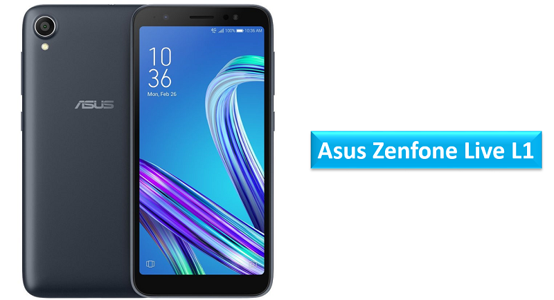 b257b1fb91 Asus has introduced the company s first Android Oreo (Go Edition) smartphone  Asus Zenfone Live L1 (ZA550KL)