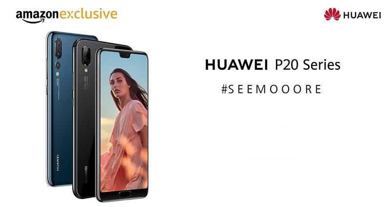 Huawei P20 Pro and Huawei P20 Lite