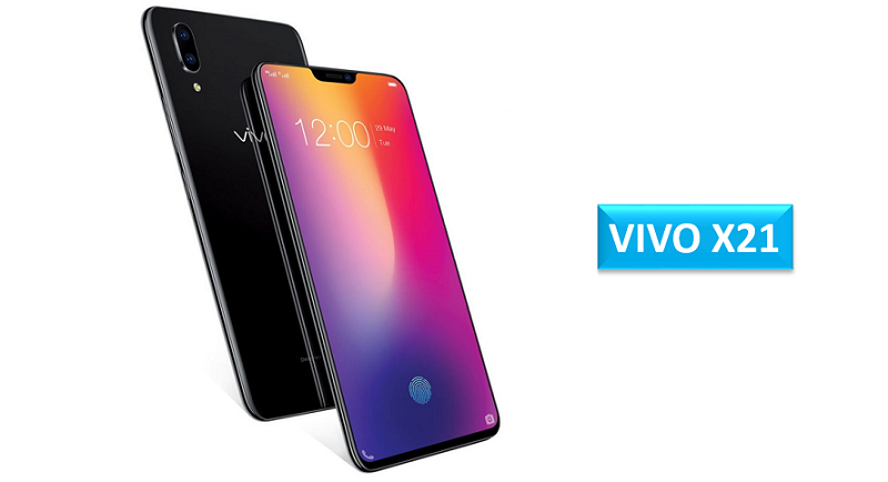 Vivo X21 Black