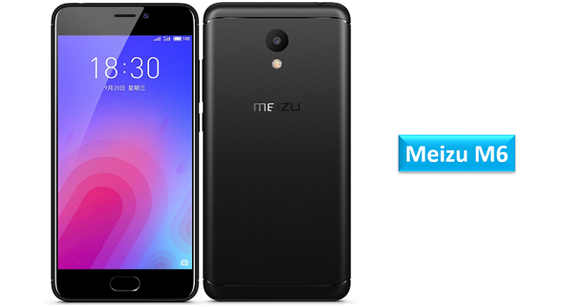 Meizu M6 launched