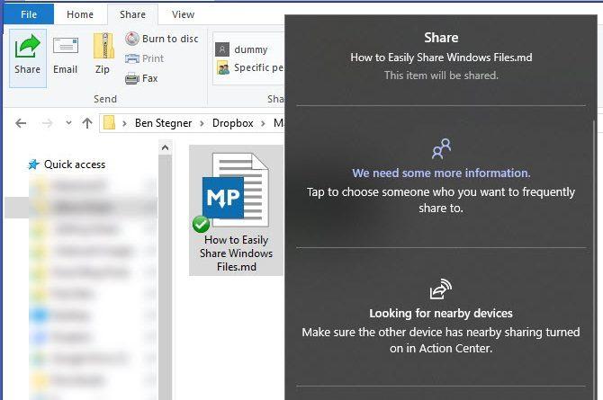 windows file share