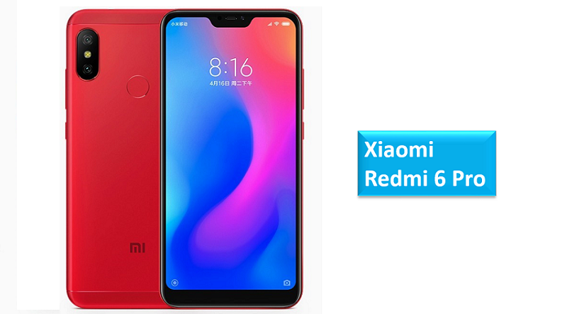 Xiaomi Redmi 6 Pro launched in India