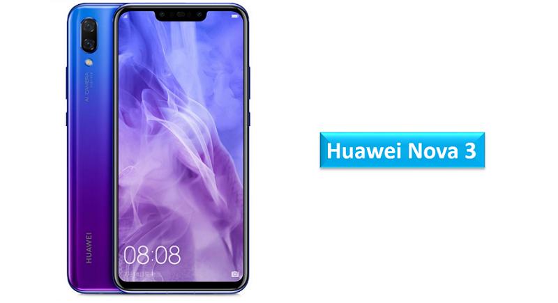 Huawei Nova 3 launch in India