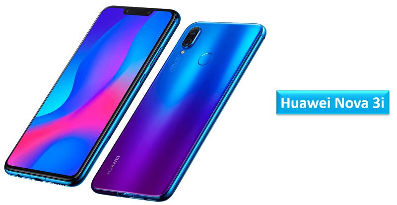 Huawei Nova 3i launched in India