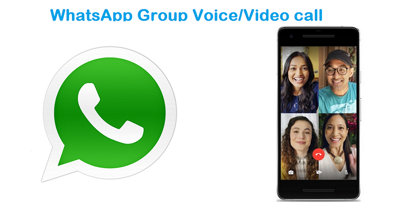 WhatsApp Group Voice and Video Calling