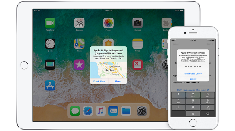 How to set up Two-factor authentication for Apple ID