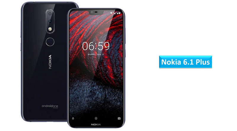 Nokia 6.1 Plus launched in India