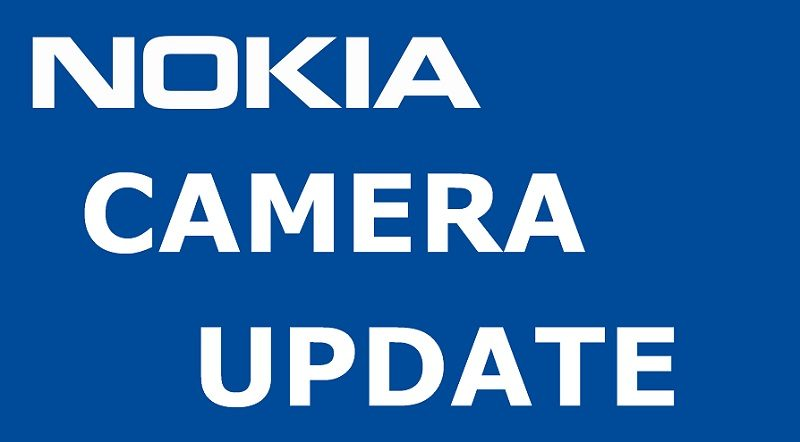 camera update for Nokia