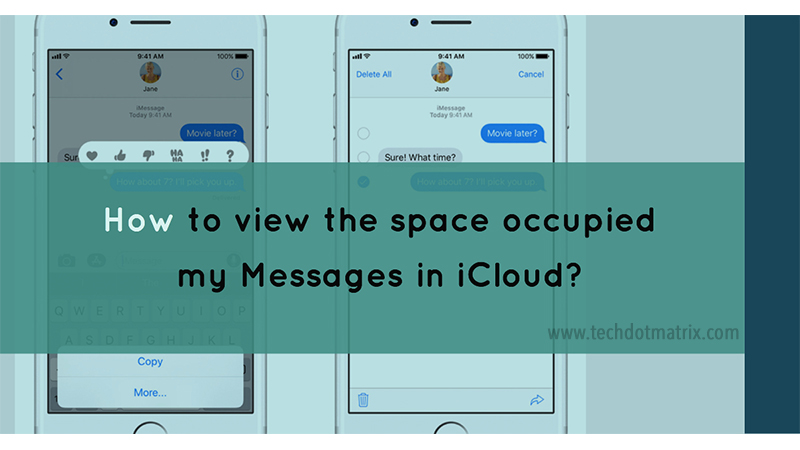 messages in icloud