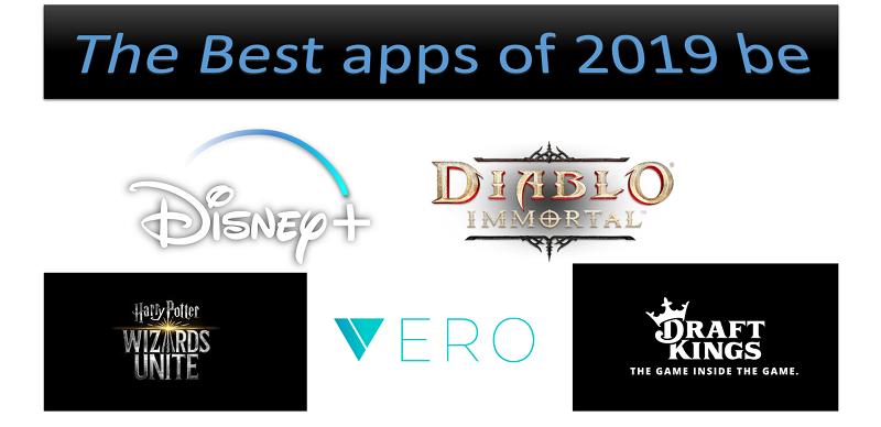 Best apps of 2019