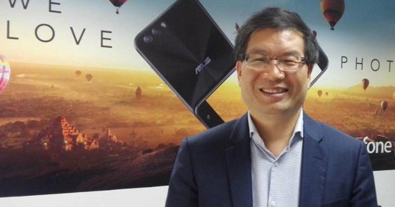 ASUS CEO resign