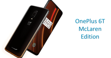OnePlus 6T McLaren Edition with 10GB RAM and 30W Warp Charge launched in India for Rs. 50999