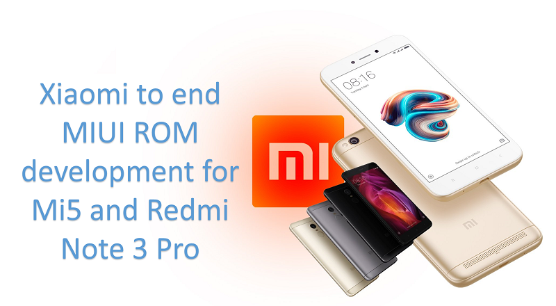 Xiaomi MIUI ROM