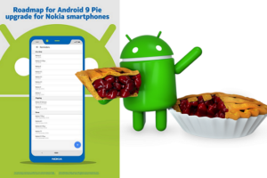 Android Pie update for Nokia older smartphone