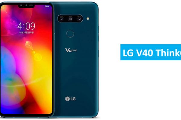 LG V40 ThinkQ