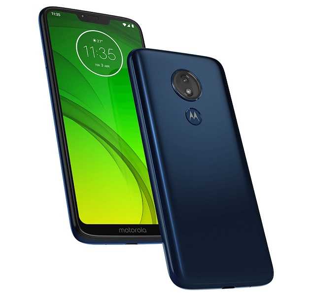 Moto G7 Power launched in India